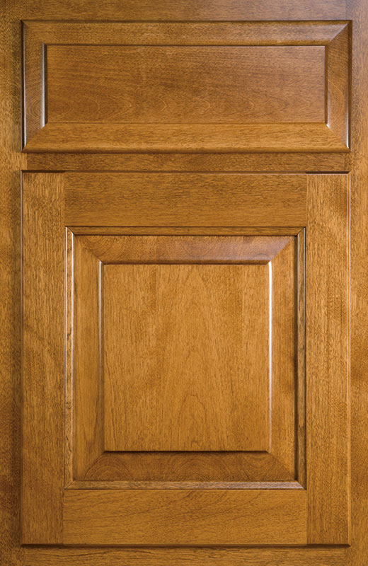 Hiland Wood Products Cabinet Door Traditional Raised Panel