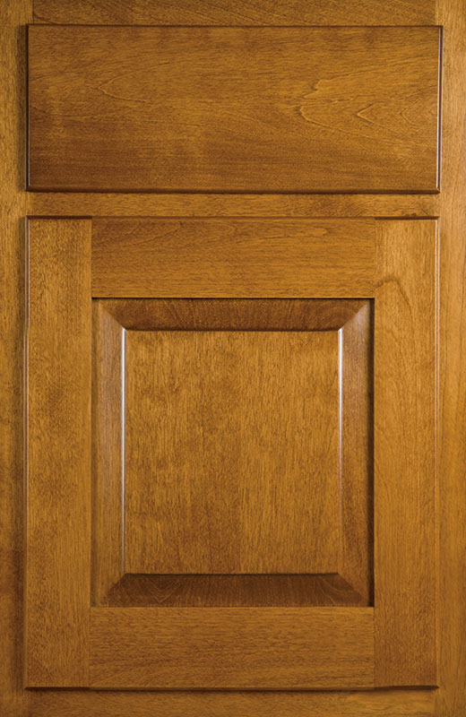 Hiland Wood Products Cabinet Door Shaker with Raise