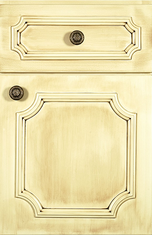 Hiland Wood Products Cabinet Door Custom Frame 1