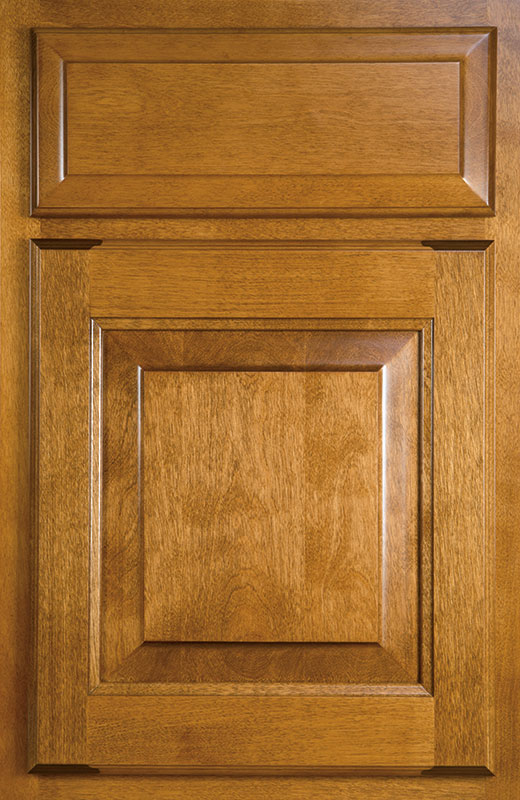 Hiland Wood Products Cabinet Door 5/16 Overlay