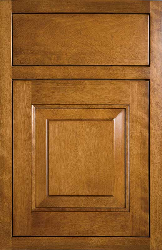 Hiland Wood Products Cabinet Door Inset