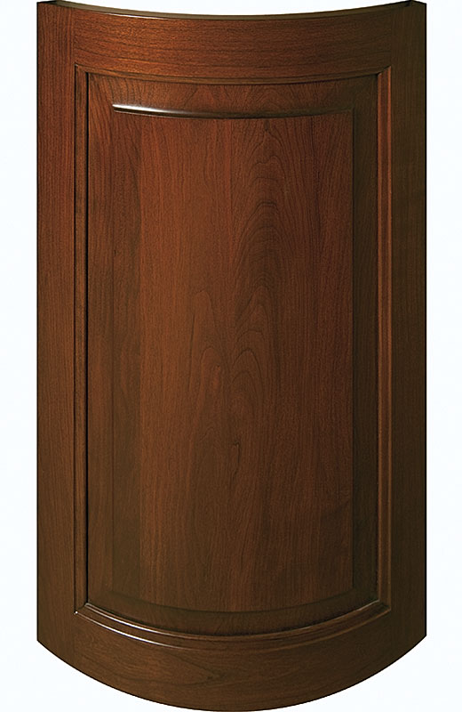 Hiland Wood Products Cabinet Door Curved Door 1