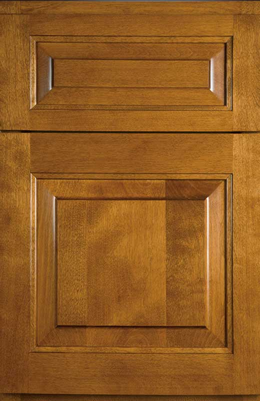 Hiland Wood Products Cabinet Door Full Overlay