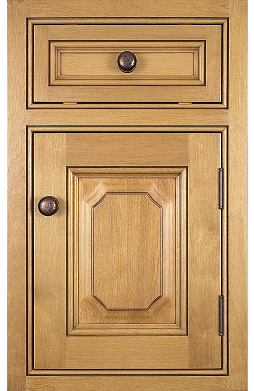 Hiland Wood Products Cabinet Door Custom Panel 1