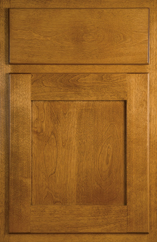 Hiland Wood Products Cabinet Door Shaker